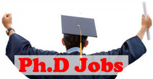 Ph D Jobs      Apply for Latest Vacancies Advertisement     Ph D Jobs