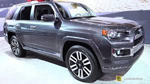toyota 4runner 2015 toyota 4runner limited exterior and interior walkaround