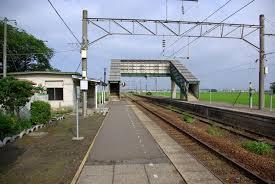 Higashi-Sakata Station