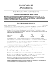 resume format for sales executive best s executive resume sample s       sales happytom co