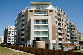 Modern Apartment Building And Modern Apartment Building Design - Apartment building design