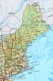 Map Of The Usa by Discover The Usa Map Maine