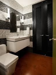 Green Tile Backsplash by Half Bathroom Decorating Ideas Green Tile Backsplash And Shower