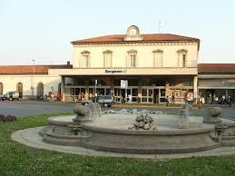 Bergamo railway station