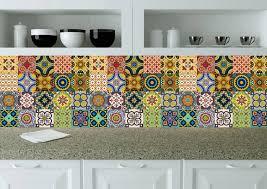 splashback 24 units tile stickers kitchen decals wall mural