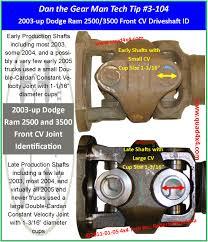 dodgefrontdriveshaft2003 up torque king 4x4