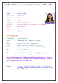 Blank Resume Template Microsoft Word Wedding Resume Sample Resume For Your Job Application