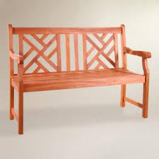 Outdoor Furniture Finish by Oil Finish Wood Furniture World Market
