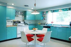 Enamel Kitchen Cabinets by Steel Kitchen Cabinets History Design And Faq Retro Renovation