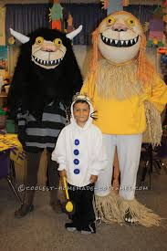 coolest 30 homemade where the wild things are costumes
