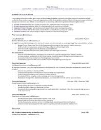 objective examples for resume profile in a resume example of a       sample