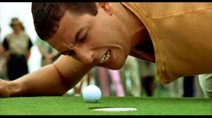 Angry Happy Gilmore