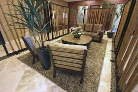 interior beautiful bamboo themes zen home interior ideas with
