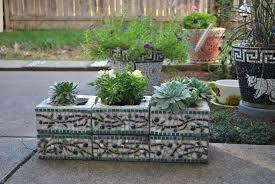 cinder block garden wall cinder block walls mason los angeles