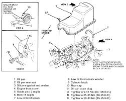 how to replace 3 8l oil pump taurus car club of america ford