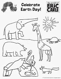 earth day coloring pages the sun flower pages