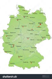 Map Germany by Download Map Of Germany Showing Cities Major Tourist Attractions