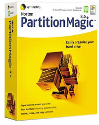 Norton PartitionMagic