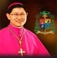 His Eminence Luiz Antonio G. Cardinal Tagle, D.D, S.T.D.
