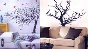 Bedroom Wall Decals Trees Stunning Tree Wall Decals Interior Design Inspirations Awesome