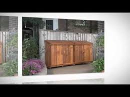 Free Wooden Garbage Box Plans by Bins For Recycling In Style Toronto Stylish Storage Sheds 416