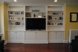 attractive shelf decor ideas with simple ikea wall units for