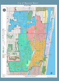 Map Of Florida Cities And Towns by Geographic Information Systems Gis Map Gallery City Of Boynton
