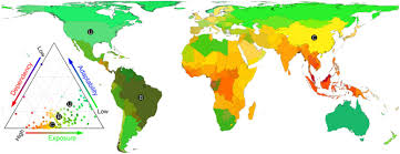 Time Change Map Plants May Run Out Of Time To Grow Under Ongoing Climate Change