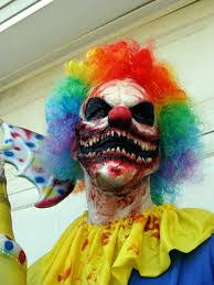 Clowns Halloween Costumes 25 Scary Clown Costume Ideas Clown Halloween