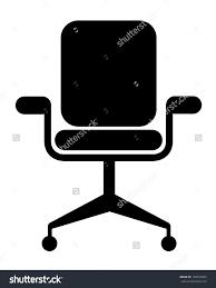 modern vector office chair graphic 192610832 shutterstock loversiq