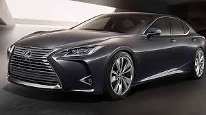 lexus lc carwow lexus ls 2018 luxury sedan new lexus silver ls luxury cars