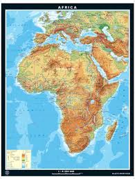 Map Of Europe And Africa by Africa Classroom Map Zoom