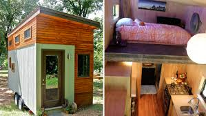 college student builds tiny home to graduate debt free today com