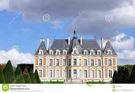 Small Castle by Small Castle Symbol Of Symmetry In Architecture Royalty Free
