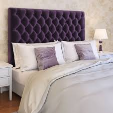 perfect purple king size headboard 47 for your leather headboard