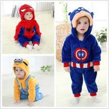 Warm Baby Halloween Costumes Cute Unisex Baby Rompers Jumpsuits Halloween Costumes Baby