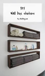 Free Woodworking Plans Wall Shelf by Learn How To Make Wood Floating Shelves With Diy Pete Simple
