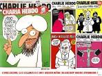 CHARLIE HEBDO firebombed over Mohammed cartoon - Storyful