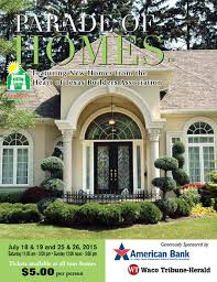 waco parade of homes magazine 2015 by internet imagineering issuu