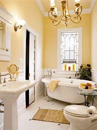 Romantic Bathroom Decorating Ideas Description Small Classic Bathroom Gray Subway Tile Black White