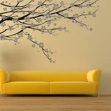 Tree Decal For Nursery Wall by Nursery Wall Decal Tree Branch Color The Walls Of Your House