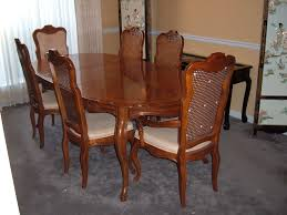 Used Dining Room Furniture Luxury French Provincial Dining Table And Chairs Room Best Design