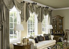Kitchen Drapery Ideas Curtain Enchanting Jcpenney Valances Curtains For Window Covering