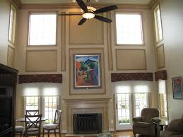 story foyer arched window treatments and window treatments window