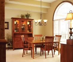 mission style dining room lighting mission dining room lighting
