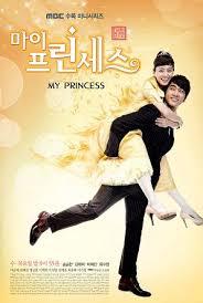 Truy tìm công chúa Công chúa tôi yêu - My princess