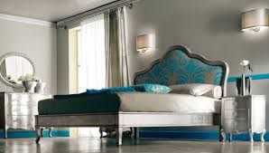 delightful turquoise bedroom interior and decorating bedroom