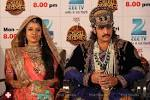 Pin Paridhi Sharma During The Press Conference Of Television