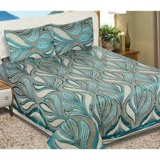 buy wine color abstract king size double bed cover online