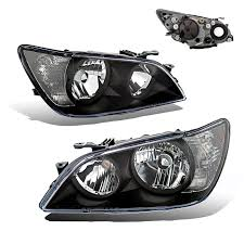 lexus is300 for sale 2002 amazon com sppc projector headlights black for lexus is 300